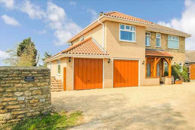 Thumbnail Detached house for sale in Bold Venture, Rectory Lane, Waddington, Lincoln