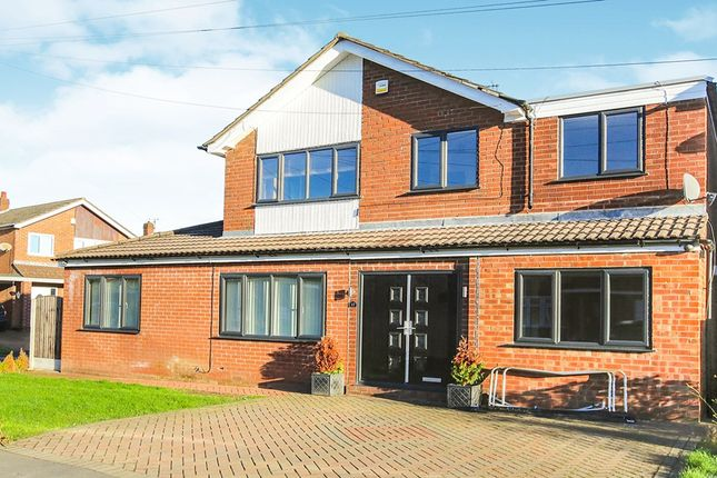 Thumbnail Detached house for sale in The Mere, Cheadle Hulme, Cheadle, Cheshire