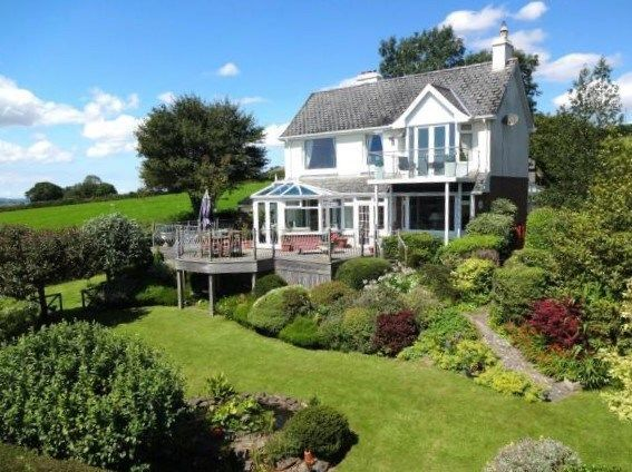 Thumbnail Detached house for sale in Cobbaton, Umberleigh