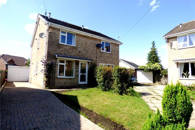 Thumbnail Semi-detached house to rent in Thanet Garth, Silsden, Keighley, West Yorkshire