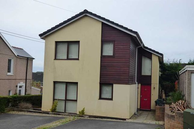 Thumbnail Flat for sale in Old Road, Briton Ferry, Neath .