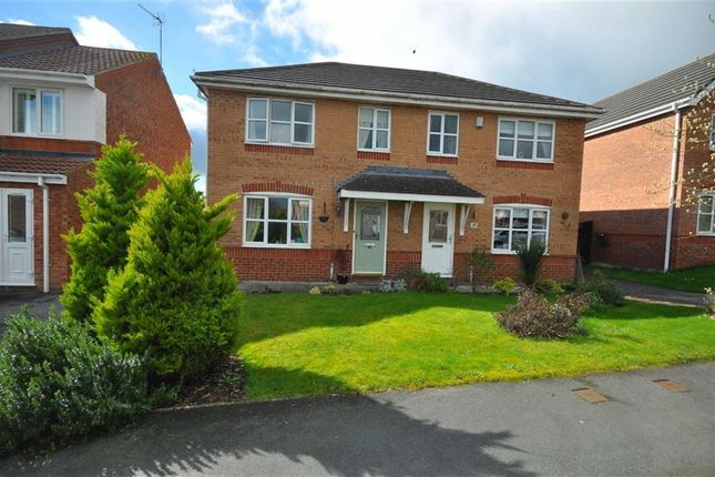 Thumbnail Semi-detached house for sale in Forest Walk, Buckley