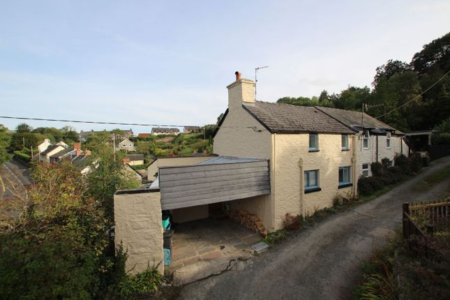 Thumbnail Semi-detached house for sale in Erwood, Builth Wells