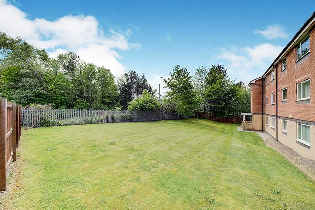 Communal Area of Limekiln Court, Wallsend, Tyne And Wear NE28
