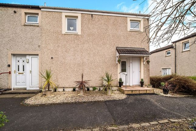 Thumbnail Terraced house for sale in Lilac Place, Abronhill, Cumbernauld