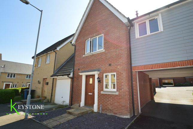 Terraced house for sale in Saturn Road, Ipswich