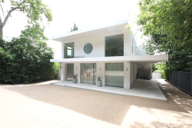 Thumbnail Detached house to rent in Arkley, Barnet, London