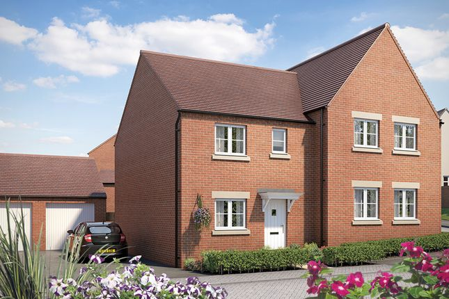 """3 bed semi-detached house for sale in """"The Southwold"""" at Longford Park Road, Bodicote, Banbury OX15"""