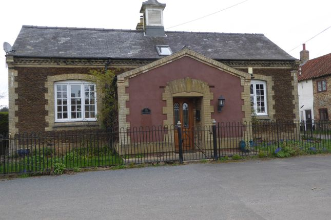 Thumbnail Detached house to rent in The Old School, Wereham, King's Lynn