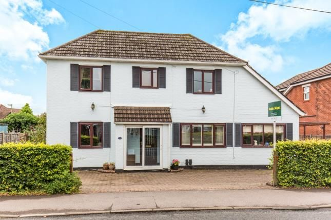 Thumbnail Detached house for sale in Warsash, Southampton, Hampshire