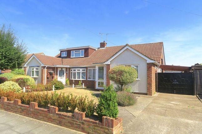 Thumbnail Semi-detached bungalow to rent in Ash Grove, Feltham