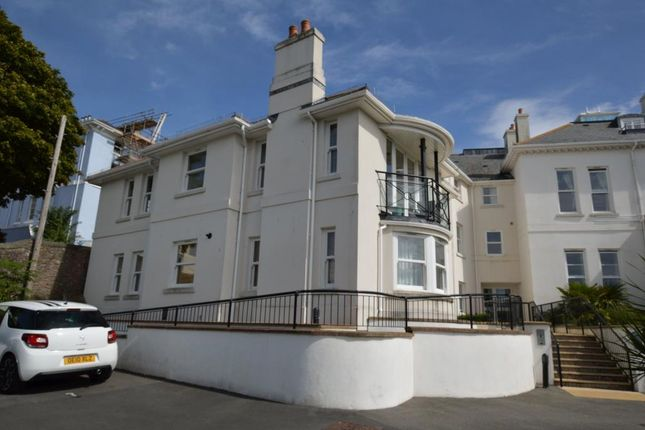 Thumbnail Flat to rent in The Bay, Cary Road, Torquay, Devon
