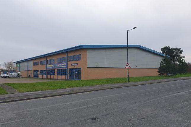 Thumbnail Light industrial to let in South Humberside Industrial Estate, Grimsby