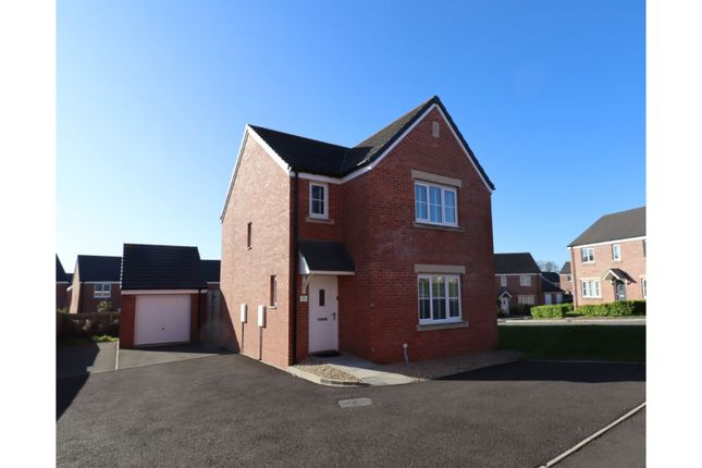 Thumbnail Detached house for sale in Heol Cae Pownd, Llanelli