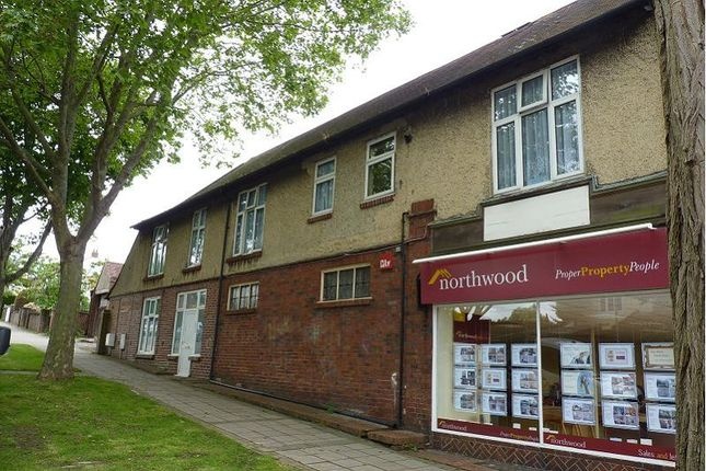 Thumbnail Flat to rent in 129A Havant Road, Portsmouth