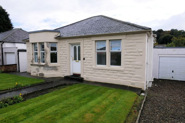 Thumbnail Bungalow to rent in Craigcrook Avenue, Blackhall, Edinburgh