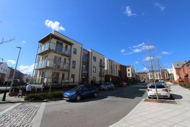 Thumbnail Flat to rent in Mildren Way, Devonport, Plymouth