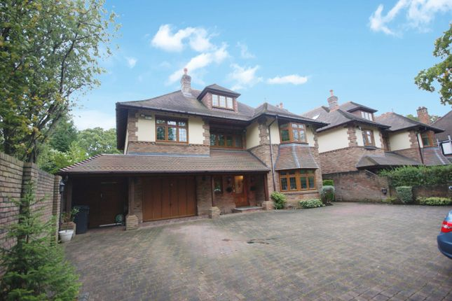 Thumbnail Detached house for sale in Glenferness Avenue, Bournemouth, Hampshire
