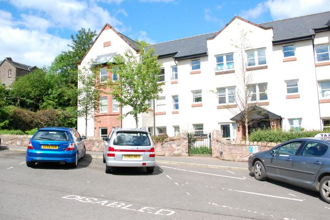 Thumbnail Flat for sale in Upper Mill Street, Blairgowrie