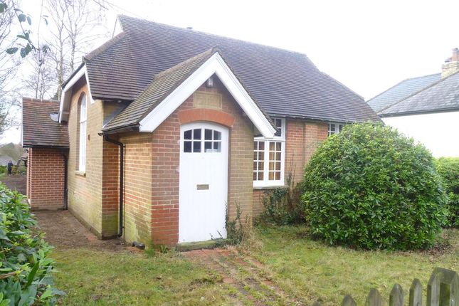 Thumbnail Detached house to rent in Brasted Chart, Westerham