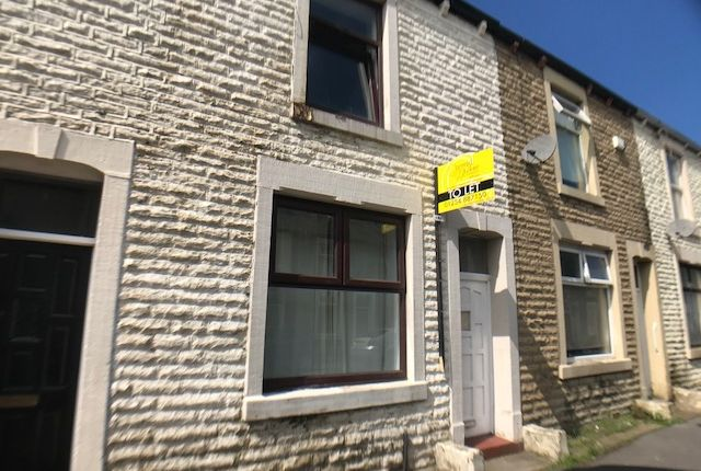 Thumbnail Terraced house to rent in Barnes St, Church, Accrington