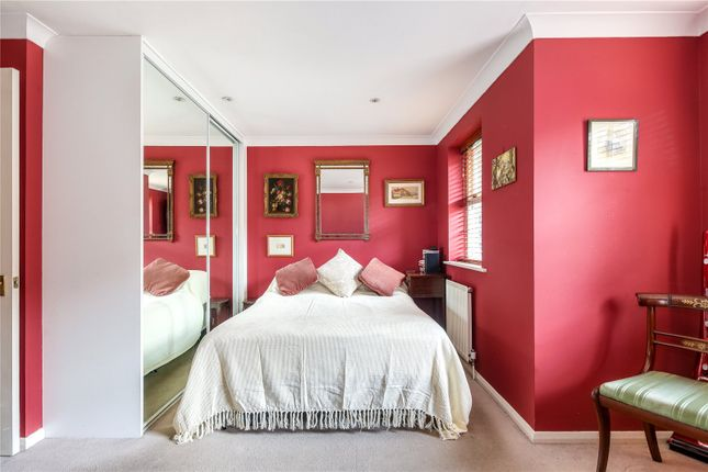 Bedroom of The Ridings, Malcolm Way, London E11