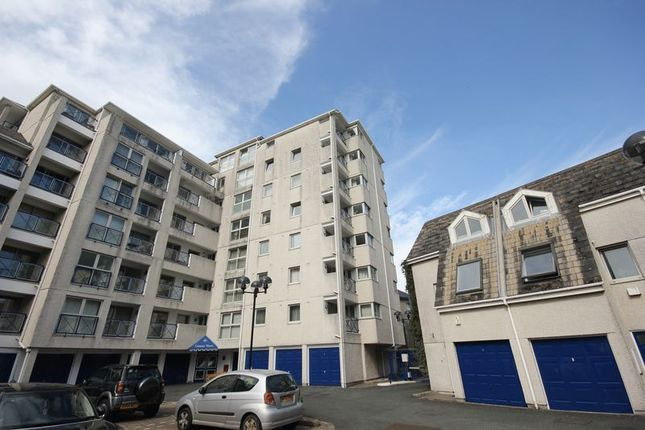 Thumbnail Flat for sale in Mariners Court, Lower Street, Plymouth