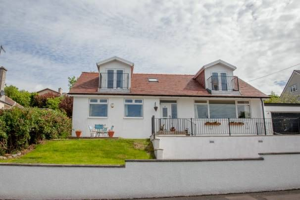 Thumbnail Detached house for sale in 34 Pantonville Road, West Kilbride