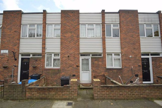 2 bed terraced house for sale in Covert Road, Hainault, Essex IG6