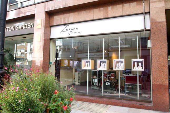 Thumbnail Retail premises to let in 63/66 Hatton Garden, Shop C, Clerkenwell, London