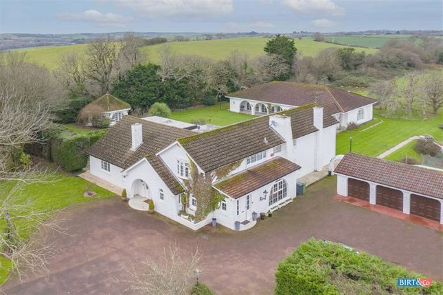 Thumbnail Detached house for sale in White Lodge, Narberth Road, Tenby, Pembrokeshire