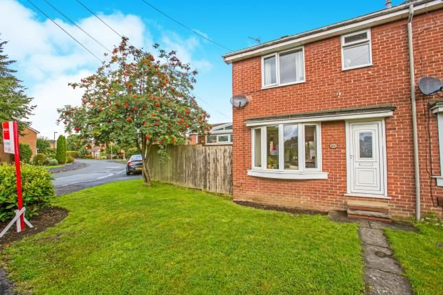 Thumbnail End terrace house for sale in Farndale Road, Knaresborough, North Yorkshire