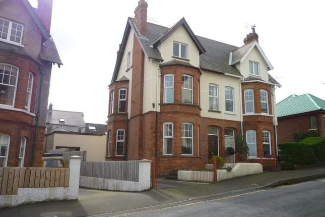 Thumbnail Semi-detached house to rent in Princetown Avenue, Bangor