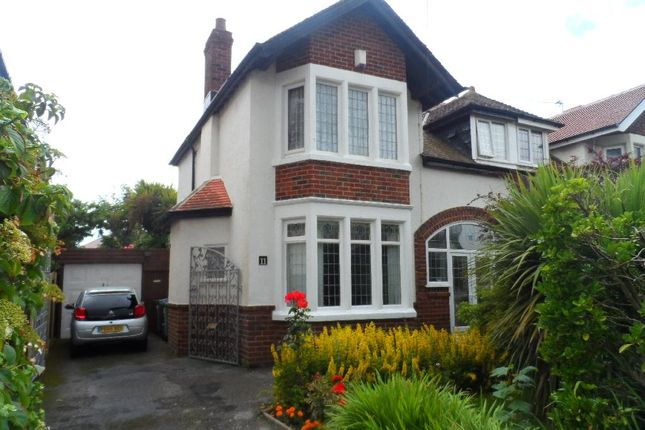 Thumbnail Detached house for sale in Thornton Gate, Thornton Cleveleys