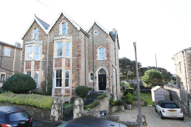 Thumbnail Semi-detached house for sale in Leagrove Road, Clevedon
