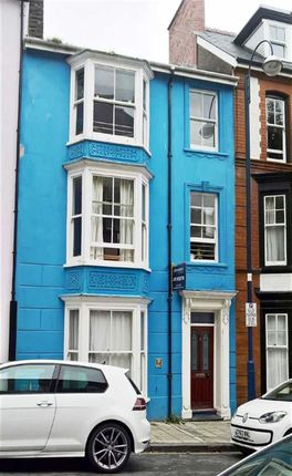 Thumbnail Terraced house for sale in 8, Upper Portland Street, Aberystwyth