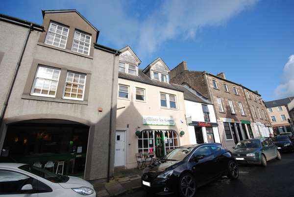 Thumbnail Maisonette for sale in 20 Broomgate, Lanark