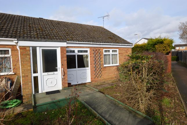 1 bed bungalow for sale in Georgeham Close, Wigston LE18