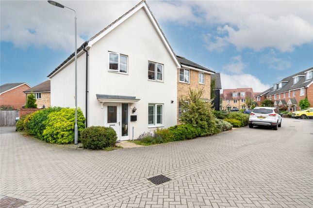 Thumbnail Semi-detached house for sale in The Croft, Little Canfield, Dunmow