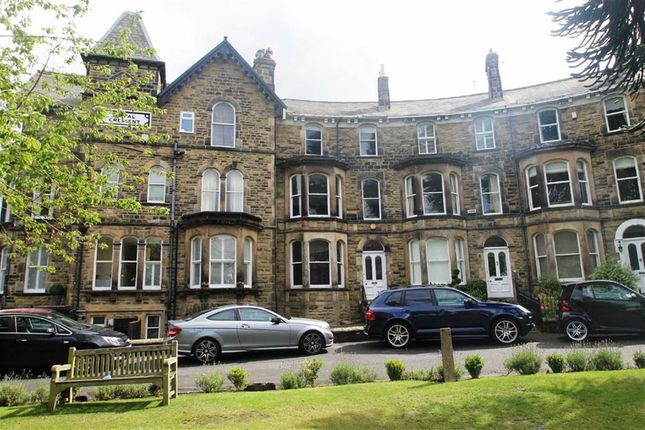 Thumbnail Town house for sale in Royal Crescent, Harrogate, North Yorkshire