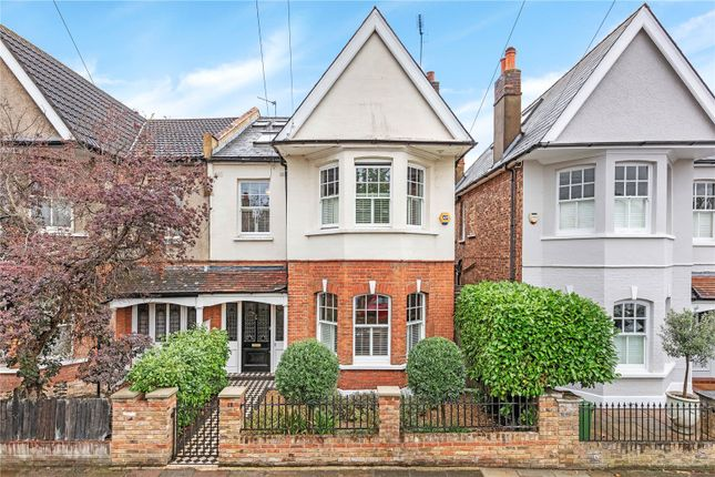 Thumbnail Semi-detached house for sale in Leinster Avenue, London