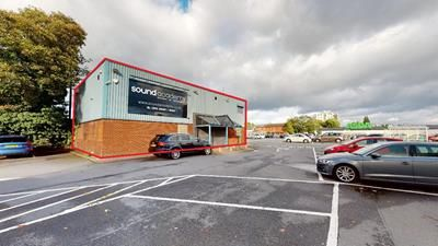 Thumbnail Retail premises for sale in 152A High Street, Bloxwich, Walsall