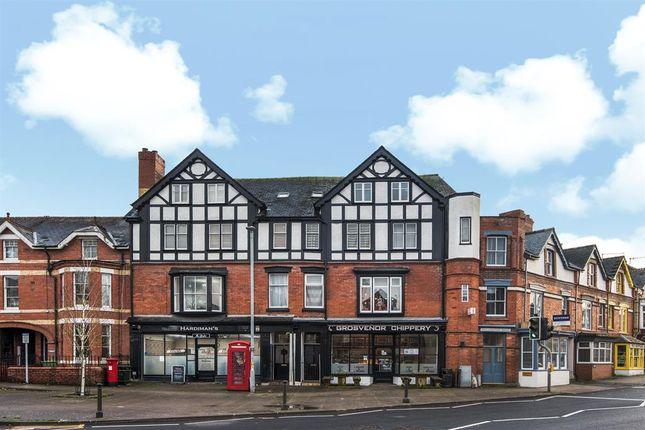 Thumbnail Maisonette for sale in Grosvenor Road, Llandrindod Wells