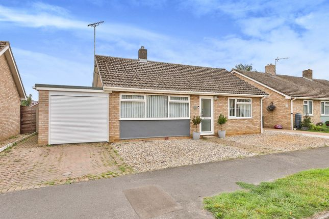 Thumbnail Detached bungalow for sale in Digby Drive, Fakenham
