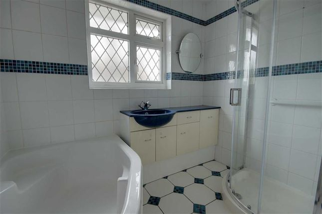 Bath/Shower Room of George V Avenue, West Worthing, West Sussex BN11