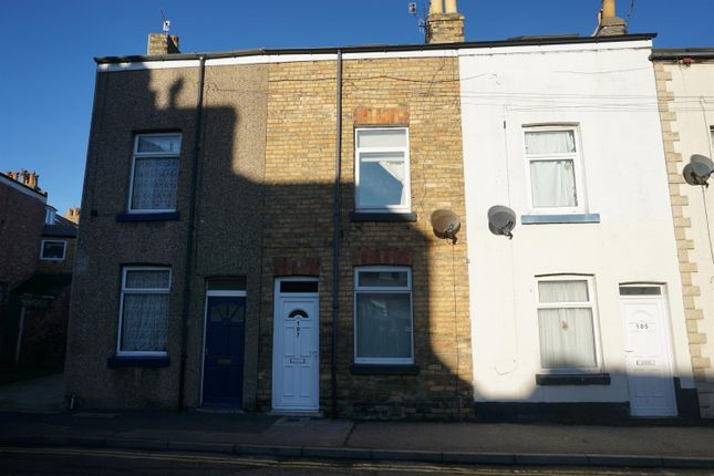 2 bed terraced house for sale in Nelson Street, Scarborough