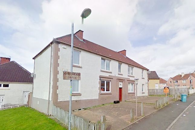Thumbnail Flat for sale in 6A And 6C, Hawthorn Drive, Coatbridge ML54Rq