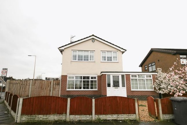 Thumbnail Detached house for sale in Clap Gate Lane, Goose Green, Wigan