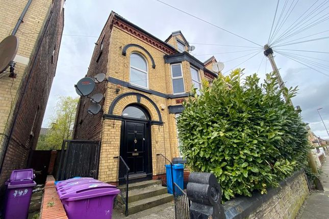 Thumbnail Flat to rent in Hartington Road, Toxteth, Liverpool