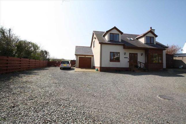 Thumbnail Detached house for sale in Ger Y Mor, Cemaes Bay, Cemaes Bay